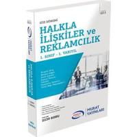 Murat Yayınları Açıköğretim 6211 1. Sınıf Güz Halkla Ilişkiler ve Reklamcılık Konu Anlatımlı Soru Bankası