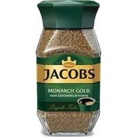 Jacobs Monarch Gold Kavanoz 47.5 gr x 3 Adet