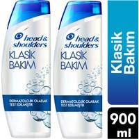 Head & Shoulders Şampuan Klasik Bakım 450 ml x 2