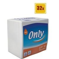 Only Home Peçete 100'lü Paket 32'li Set