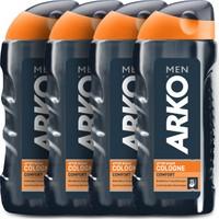 Arko Men Comfort Tıraş Kolonyası 4x250ml