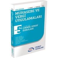 Murat Yayınları Açıköğretim 1. Sınıf Güz Muhasebe ve Vergi Uygulamaları Çıkmış Sorular