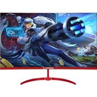 """Rampage RM-750 27"""" 75Hz 1ms (HDMI+Analog) Freesync Full HD Curved Oyuncu Monitör"""