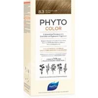 Phyto Phytocolor Bitkisel Saç Boyası - 8.3 - Sarı Dore