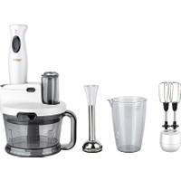Emsan Mutfak Robotu 701 Glossy İnci Beyazı
