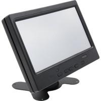 "Techmsart TCH-01912 7"" HDMI + VGA + Vıdeo LCD Tv Monitör"