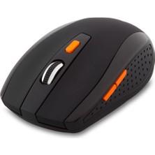 Everest SM-442 2.4Ghz Kablosuz Siyah Mouse
