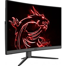 "MSI Optix MAG272C 27"" 165Hz 1ms (HDMI+Display) FreeSync Full HD Curved Monitör"
