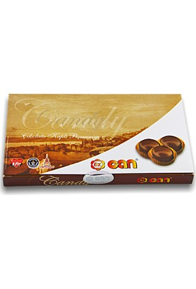 Öz Can Top Pişmaniye Çikolata Kaplı 18'li CANDY225 gr