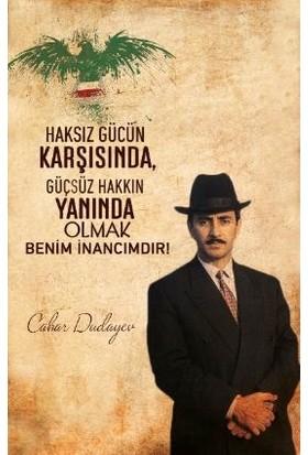 Cevher Dudayev Ajandası - Cüheyman Taha Aydın
