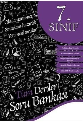 Öğretmen Yayınları 7. Sınıf Tüm Dersler Soru Bankası