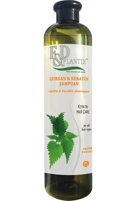 F&D Plantix 700 ml Isırgan - Keratin Şampuan