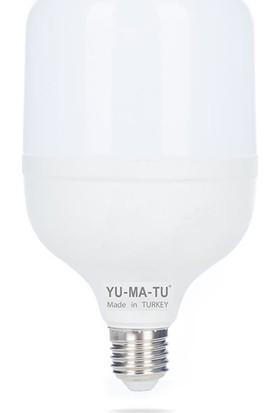 Yumatu 30 W E27 Torch LED Ampul 6'lı