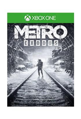 Metro Exodus Xbox One Oyun