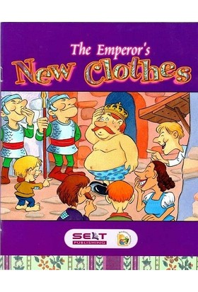 Selt Publishing The Emperor´s New Clothes + CD