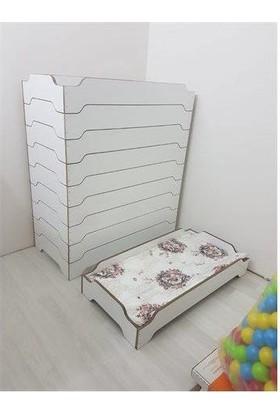 Montessori Ahşap Kampet - Yatak