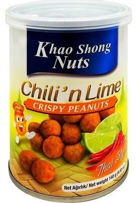 Khao Shong Lime Ve Aci Biber Soslu Yer Fıstığı 140 gr