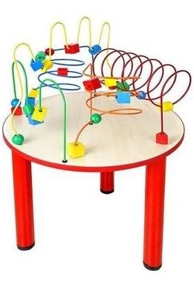 Montessori El Kol ve Göz Koordinasyonu Beceri Masası