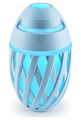 İyitech Ultrasonik Mini Hava Nemlendirici Buhar Makinesi Bebek Odası Nemlendirici
