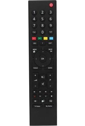 Uğur Arçelik Beko LCD Media Tuşlu Tv Kumandasi