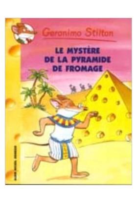 Le Mystère De La Pyramide De (Tome 14) - Geronimo Stilton