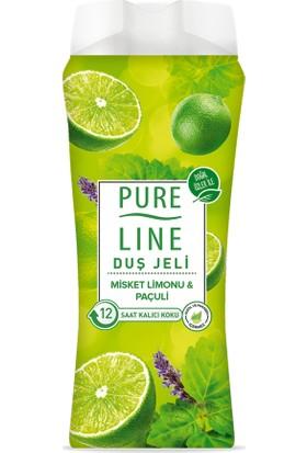 Pure Line Misket Limonu & Paçuli Duş Jeli 400 ML