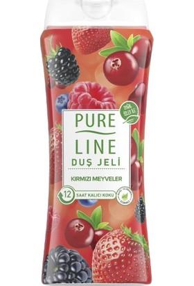Pure Line Kırmızı Meyveler Duş Jeli 400 ML
