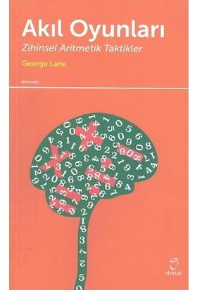 Akıl Oyunları - Zihinsel Aritmetik Oyunlar - George Lane