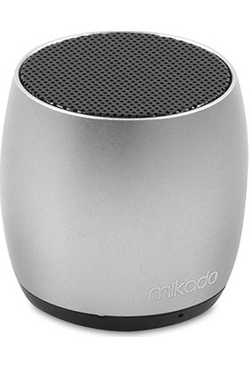 Mikado Md-2bt X-Brıo Gümüş Bluetooth Speaker