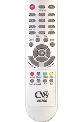 Sislon Cvs 80100 Uydu Alıcı Kumandası
