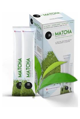 Matcha Çayı 20 Adet