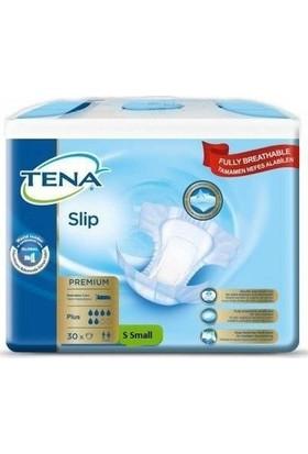Tena Slip Premium Plus 6 Damla Small - Belbantlı Hasta / Yetişkin Bezi 30 Adet