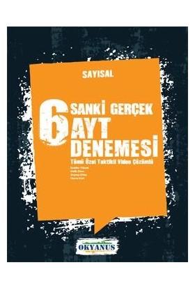 Okyanus Yayınları 6 AYT Sayısal Denemesi