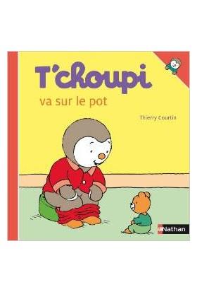 T'choupi Va Sur Le Pot