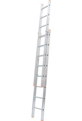 Elbe Iki Kademeli Sürgülü Merdiven 2,5 x 2,5 m