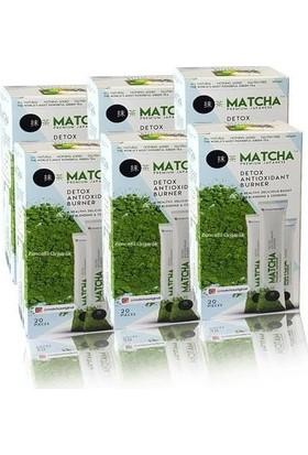 Bilge Matcha Premium Matcha Çayi Japon Çayi 6 Adet Matcha