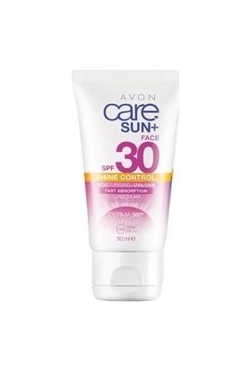 Avon Care Sun+ Shine Güneş Kremi SPF30