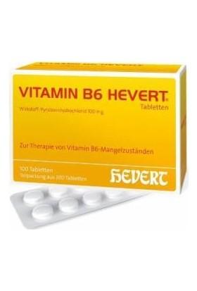 Vitamin B6 Hevert 100 Tablet