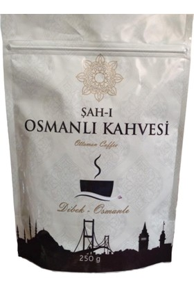 Şah-I Osmanlı Kahvesi Dibek Kahvesi 250 gr