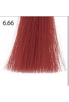 Baco Kalıcı Saç Boyası 6.66 Koyu Kumral Yoğun Kızıl