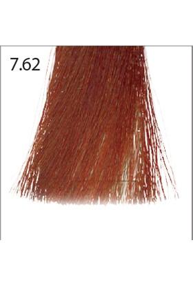 Baco Kalıcı Saç Boyası 7.62 Kumral Kızıl Viyole