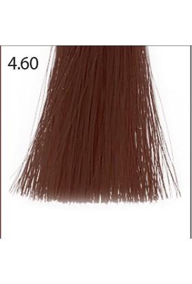 Baco Kalıcı Saç Boyası 4.60 Orta Kumral Doğal Kızıl