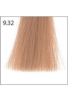 Baco Kalıcı Saç Boyası 9.32 Açık Sarı Dore Viyole