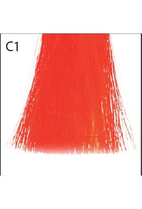 Baco Kalıcı Saç Boyası C1 Bakır-Turuncu