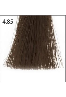 Baco Kalıcı Saç Boyası 4.85 Orta Kumral Çikolata Maun