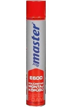 First Master E600 Poliüretan Köpük 750 ml 600 g