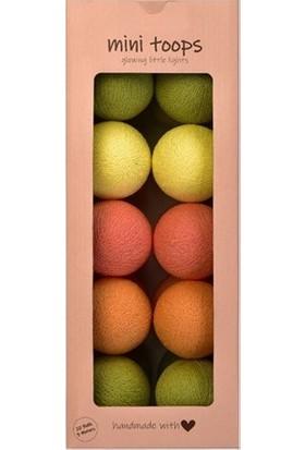 Mini Toops Colors Of Happiness Işıklı Top Aydınlatma