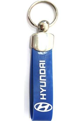 Solaksesuar Hyundai Silikon Anahtarlık