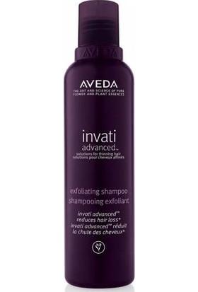 Aveda Invati Advanced Exfoliating Şampuan-Dökülme Öneliyici 200 ml