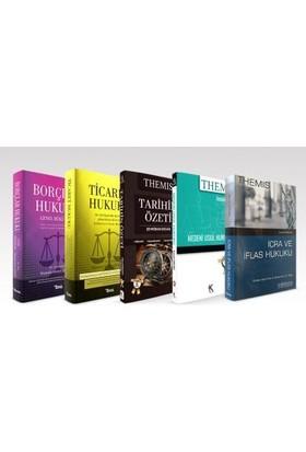 Themis İcra Müdürlüğü Seti (5 Kitap) - İsmail Ercan